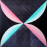 /oil on canvas/40x40cm